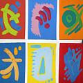 Signs And Motions 1 by Kseniya Nelasova