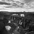 Sigoldufoss Waterfalls Iceland 1291 by Bob Neiman
