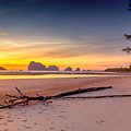 Sikao Sunset by Marcus Burtenshaw