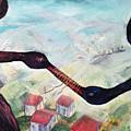 Silence by Elisheva Nesis
