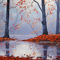Silent Autumn by Graham Gercken