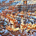 Silent City Snow by Ray Mathis