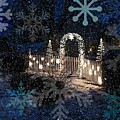 Silent Night Snow by Blake Baines