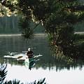 Silent Paddler by June Goggins