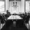 Silent Still: Board Meeting by Granger