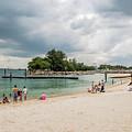 Siloso Beach by David Rolt