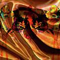 Silk Folds by Jolanta Anna Karolska