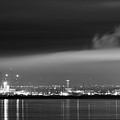 Silk Night Dublin Bay by Robert Phelan