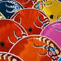 Silk Umbrella Factory by Gloria & Richard Maschmeyer - Printscapes