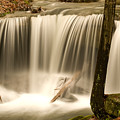 Silken Waterfall by Douglas Barnett
