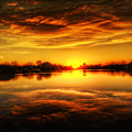 Silky Sunset  by Saija  Lehtonen