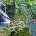 Silky Waterfall by Cosmin-Constantin Sava