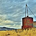 Silo  by Mandy Anderson