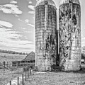 Silos by Keith Bowen