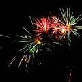 Silute 500. Lithuania. Fireworks 01 by Ausra Huntington nee Paulauskaite