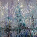 Silver And Silent by Shadia Derbyshire