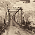 Silver Bridge Antique by James Barber