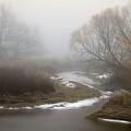 Silver Creek In Elberton by Jerry McCollum