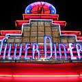 Silver Diner by Julie Niemela