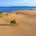 Silver Lake Dunes by Sebastian Musial