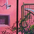 Silver Moon Barrio Block 1 N 2       7 by Cheryl Nancy Ann Gordon
