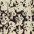 Silver Skull Art by Jorgo Photography - Wall Art Gallery