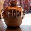 Silver Water Urn Jaipur by Ashish Agarwal