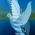 Silver-wing by Madeline  Allen - SmudgeArt