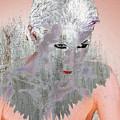 Silver Woman 10 by Tony Rubino