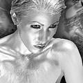 Silver Woman 3 by Tony Rubino