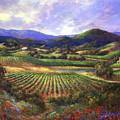 Silverado Valley Blooms by Gail Salitui
