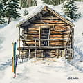 Silvertip Lodge by Link Jackson