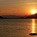 Silverwood Sunrise by Christine Owens