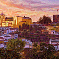 Silves Dusk by Mikehoward Photography