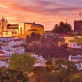 Silves, The Algarve by Mikehoward Photography