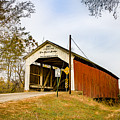 Sim Smith Covered Bridge by Jack R Perry