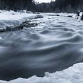 Similkameen River by James Wheeler