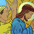 Simon Helps Jesus by Sara Hayward