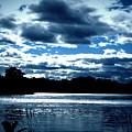Simple Blue by Lisa Jayne Konopka