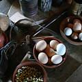 Simple Farmers Table by Mark Grayden