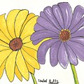 Simple Flower by Isabel Proffit