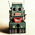 Simple Robot From 1960 by Jorgo Photography - Wall Art Gallery