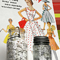 Simplicity Vintage Sewing Pattern - Color by Mitch Spence