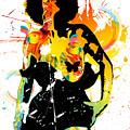 Simplistic Splatter by Chris Andruskiewicz