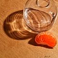 Simply Orange Still Life  by Rob Mandell