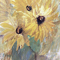 Simply Sunflowers  by Robin Maria Pedrero