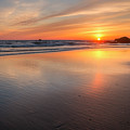 Simply Sunset by Kristina Rinell