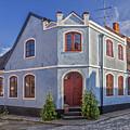 Simrishamn Townhouse by Sophie McAulay