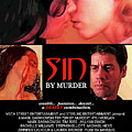 Sin By Murder Poster A by Mark Baranowski