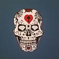 Sin Sugar Skull by Alexis DePetro